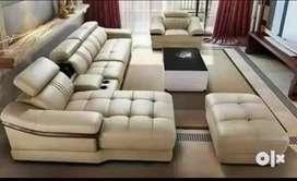Nexa L shape sofa