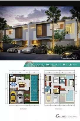 New Villa Gading Kencana Jimbaran, Private Pool
