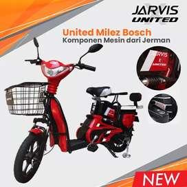 Sepeda Listrik Jarvis X United