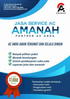 Jasa Pasang dan Service AC
