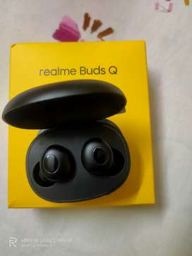 RealMe Buds Q(With original box and bill from RealMe)