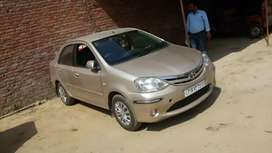 Toyota etios in good condition
