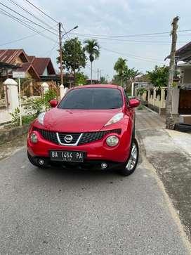 Nissan JUKE AT 2012