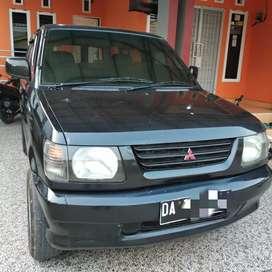 Mitsubishi Kuda 2002