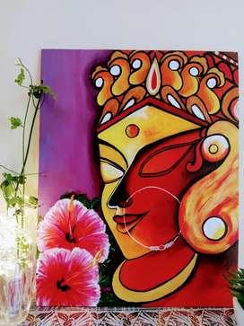 Handmade acrylic Paintings