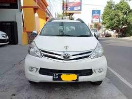 All-new Avanza G VVT-i 2013.plat AG.bisa tt xenia ertiga avanza 2012
