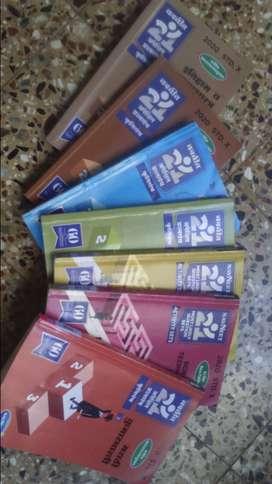 Class 10 th ssc semienglish books,guides,and prashnsanch,21 apekshit.
