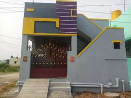Veppampattu individual house available 1bhk