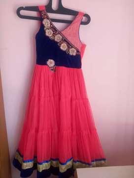 Trendy modern dress for kids