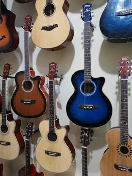 """40"""" Professional Guitars (Box Packed) Dlivery also available"""
