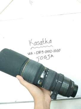 Sigma 100-300mm F4 EX HSM Mount Nikon