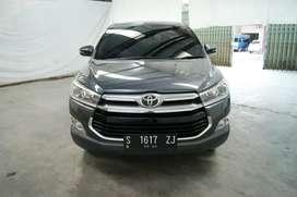 Toyota INNOVA REBORN V DSL Matic.Abu abu Istimewa