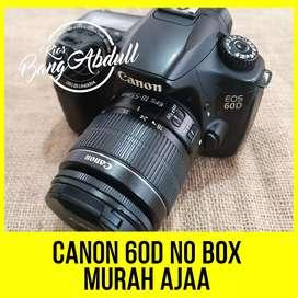 Canon 60D No box Muraah