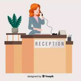 RECEPTIONIST & FRONT DESK OFFICE