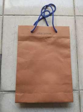 Paperbag louis vuitton original