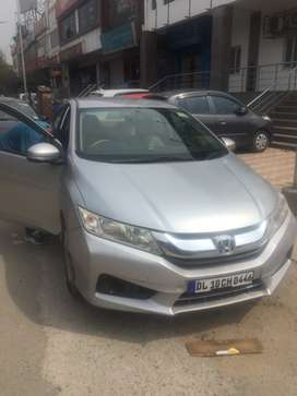 Fixed price. 2014 diesel sv model Honda city in excellent condition.