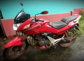Well maintained Hero xtream 150cc very good condition.
