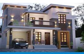 MANNUTHY, NEW, UNDER CONSTRUCTION, 5 CENT, 2100 SFT, 4 BHK, 80 LAC NEG