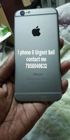 I phone 6 Urgent Sell only limited offer and interested only call me