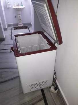 deep freezer tata brand