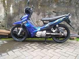 Yamaha Jupiter burhan