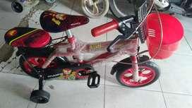 Dijual sepeda 12 bmx