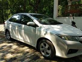 Honda city diesel v-model