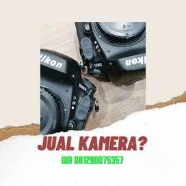 Terima JUAL BELI kamera Sony Fuji Nikon Canon