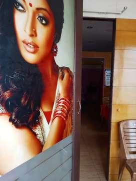Beauty parlour for sale in Changanacherry near Kurishumoodu
