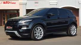 Range Rover Evoque Si4 Dinamic Luxury 2013 Perfect!!!