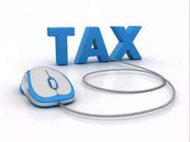 GST & Income Tax Works