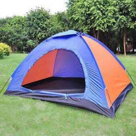 Camping Tent tent pad that is fabricated from a sturdy appropriate