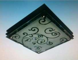 lampu plafon minimalis dekorasi teras rumah 812-1