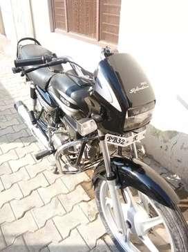 Splendor 2014 model bike in osm condition