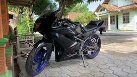 Dijual Motor Ninja RR 150cc Th 2014 ASLI AD Sragen