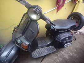 My first scooter