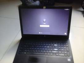 HP Laptop 15- Notebook 8GD DDR4  without harddrive