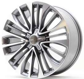 Jual Velg Racing HSR Wheel Ring 18 Untuk Mobil Kijang Innova