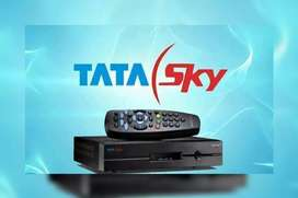 NEW TATA SKY PLUS Airtel CONNECTION WITH INSTALLATION START RS 1199