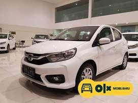 [Mobil Baru] Honda Brio 2020 E cvt ready stock 1 day Approval