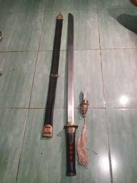 Pedang samurai shogun