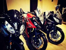 Brand new zero replica of Yamaha R3 in 250cc and 350cc