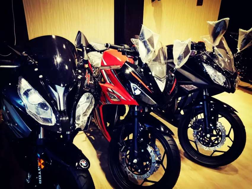 Brand new zero replica of Yamaha R3 in 250cc and 350cc 0
