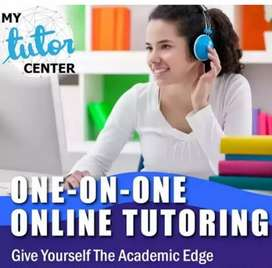 Online tuition (1 to 1 private)