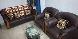 Sofa set (with table)