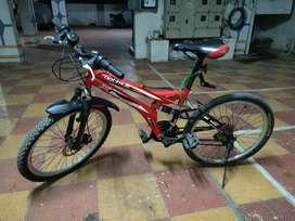 Optimus x bicyele