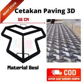 Cetakan Paving 3D