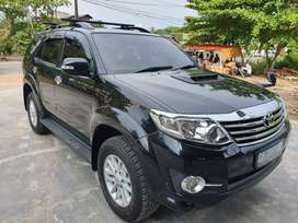 Dp20jt# Fortuner G Lux 2012 Metic