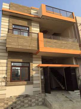 Saadi Town 120 Sq Yd Double.Story Brand New House in Saadi Town