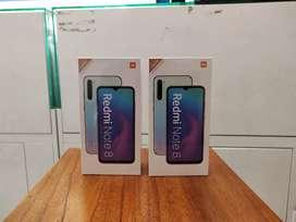 Xiaomi note 8 ram 4 rom 64 garansi ( tam )